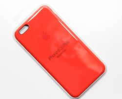 FUTERAŁ SILICON SKIN APPLE MKXQ2ZMA IPHONE 6S Plus